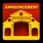 Bank Payment Information Form for Online Regular Enrollment S.Y. 2020-2021
